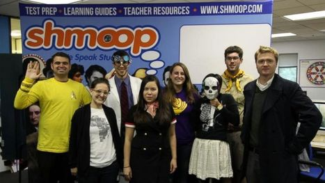 Shmoop Uses Humor to Make Learning, Test-Prep Fun - ABC News | Education Tech & Tools | Scoop.it