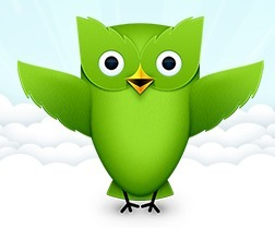 Duolingo | Learn Spanish, French, German, Portuguese and English for free | Tooltip | Scoop.it