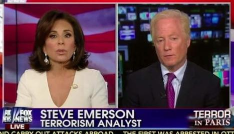 Steven Emerson Muslim Birmingham Comments on #FoxNewsFacts Interview taken back with Apology - I4U News | Politics Daily News | Scoop.it