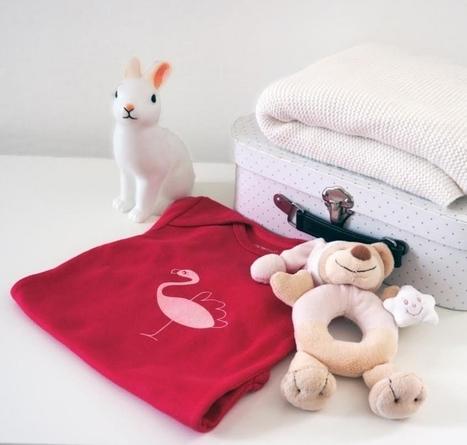 Des bodies pour bébé made in Dordogne - Sud Ouest | BIENVENUE EN AQUITAINE | Scoop.it