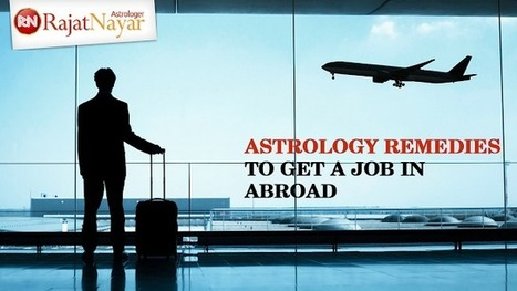 lal kitab remedies for going abroad' in Best Indian Astrologer in
