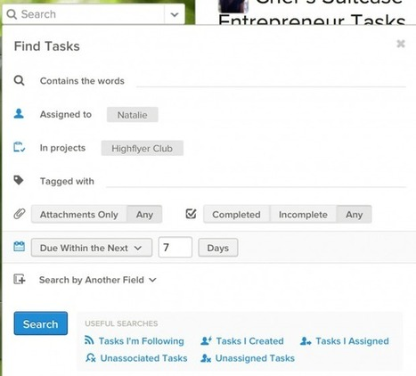 The Ultimate Guide on How to Use Asana to Become a Productivity and Task Management Genius | Cognitive Neuroscience and Learning | Scoop.it