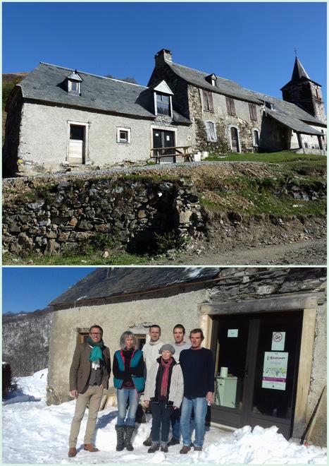 Le sous-préfet se rend à Ardengost pour un projet de rénovation | Vallée d'Aure - Pyrénées | Scoop.it