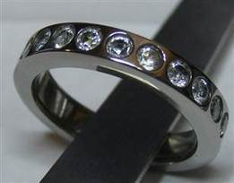 Light of my life: Homemade engagement ring glows when fiance is near - NBC News.com   Troy West's Radio Show Prep   Scoop.it