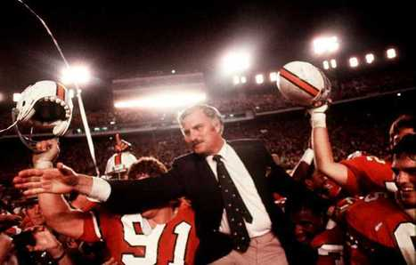 Opinion: 'Without Howard Schnellenberger, College Football Hall of Fame class lacks fire' | The Billy Pulpit | Scoop.it
