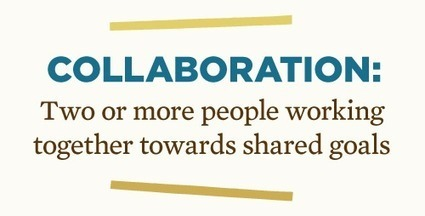 "Cutting through the hype:  What ""collaboration"" really means 