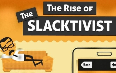 Why 'Slacktivists' Are More Active Than You Think [INFOGRAPHIC]   Tracking Transmedia   Scoop.it