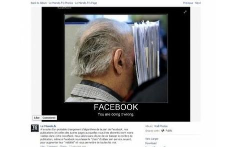 L'impact de Facebook sur le travail des journaliste | Facebook pour les entreprises | Scoop.it