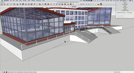 How to use FlexTools sketchup extension to crea