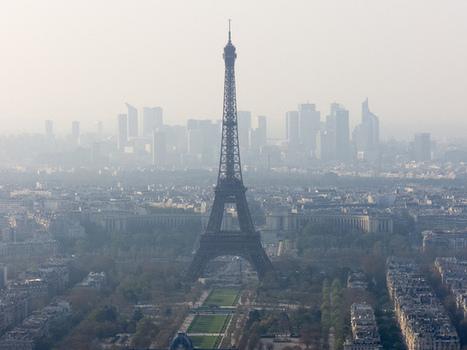 Copernicus mesure le facteur transfrontalier dans la pollution de l'air | Les coups de coeur de D'Dline 2020 | Scoop.it