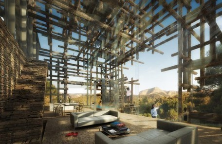 Sou Fujimoto's Solo House is a Geometric Forest Bathed in Natural Light | Architecture, design & algorithms | Scoop.it