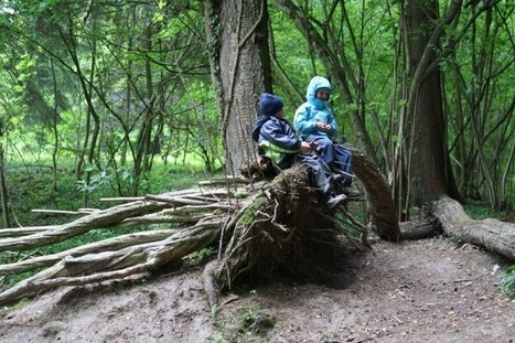 Let 'Em Out! The Many Benefits of Outdoor Play In Kindergarten // KQEDMindshift | Memory and Learning | Scoop.it