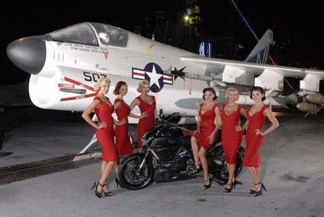 Pinup girls | arrick | Ducati Community | Desmopro News | Scoop.it