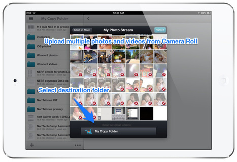 Your Perfect Solution For Sharing Student iPad Projects | Media & Learning | Scoop.it