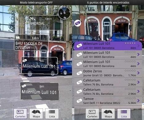 Vision y Coupies, realidad aumentada y descuentos en Android | Realidad aumentada | Scoop.it