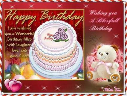Happy Birthday Flowers Images Free Download For