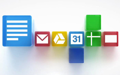 Google Officially Launches Google Drive | Web Technology News | Scoop.it
