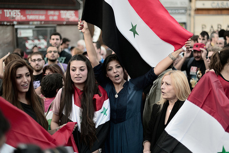 On the Fence about Syria? Read This! - FPIF   Humanities: History and Society.   Scoop.it