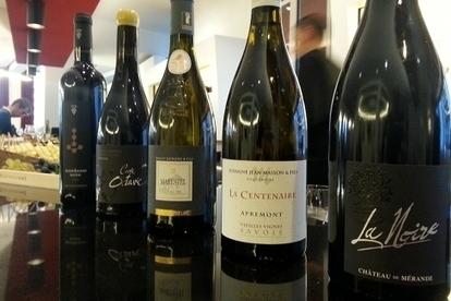 Les Gouttes de Savoie - Terre de Vins   Le vin quotidien   Scoop.it