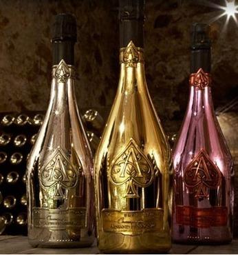 Bien choisir le champagne   Les voies du luxe   Scoop.it
