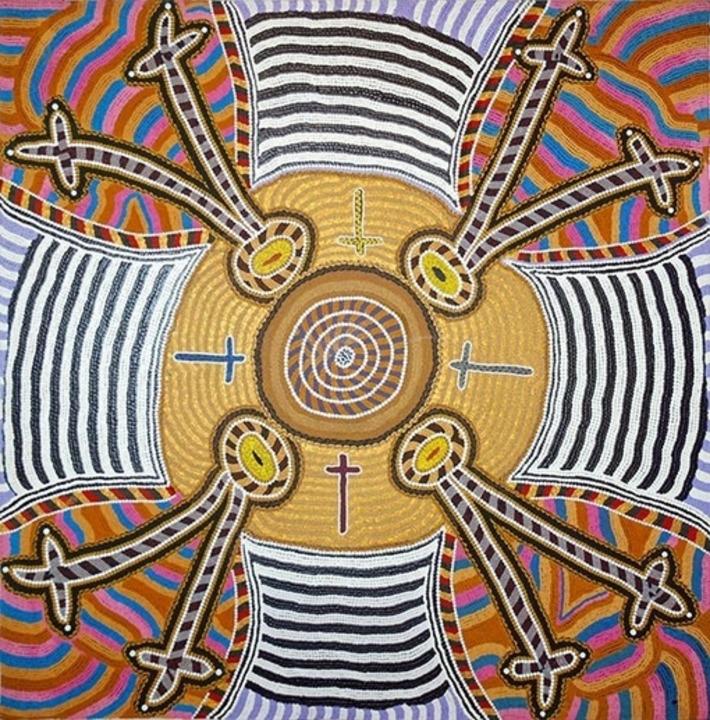 Art aborigène : journée portes ouvertes, samedi 28 janvier 2017, Paris 17 | Le blog de la galerie Arts d'Australie • Stéphane Jacob | Kiosque du monde : Océanie | Scoop.it