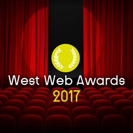 West Web Awards by West Web Valley - Inscrivez-vous avant le 1er Février ! | cross pond high tech | Scoop.it