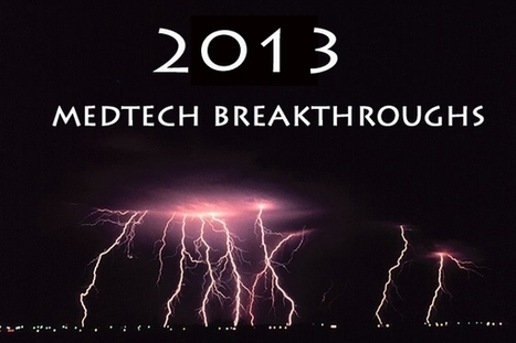 The Top Medtech Trends of 2013 | Qmed | Innovation in Health | Scoop.it