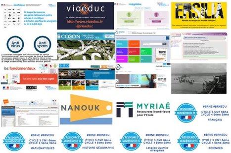 Avec mon adresse Mel Académique (prenom.nom@ac-académie.fr)  j'accède à   Informatique applis innovations   Scoop.it
