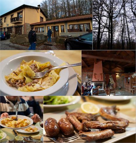 La Tavola Marche: The Hunter's Hideaway {Eating Out in Le Marche}   Hideaway Le Marche   Scoop.it