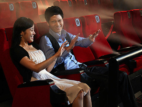 4-D Cinema Explores Shake, Rattle and Sniff Options | Feed | Scoop.it