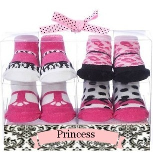 Four Piece Infant Decorative Mary Jane Socks | Babies Shower Gifts | Scoop.it