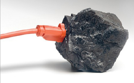 """The global coal industry is using as much water as a billion people each year (""""the other bad side"""") 