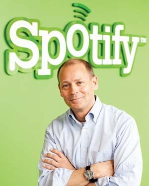 Interview: Spotify's Ken Parks on Artist Holdouts, Apps, the Car, and the Future | Music business | Scoop.it