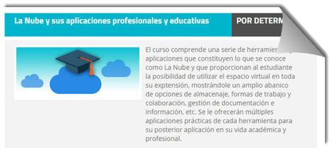 Curso online gratuito sobre Cloud Computing y sus aplicaciones profesionales y educativas | roliver | Scoop.it