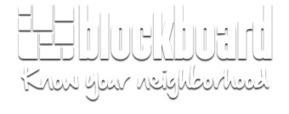 Blockboard: The App For Your Neighborhood | ten Hagen on Social Media | Scoop.it