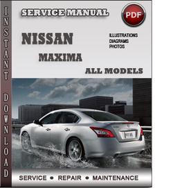 2010 nissan maxima service manual pdf