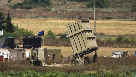 Gulf States Set To Buy Iron Dome System | Upsetment | Scoop.it