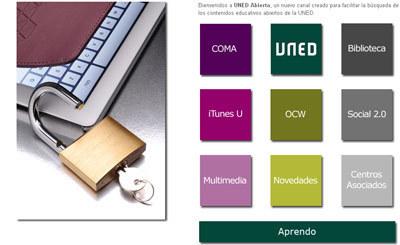 La UNED abre la puerta de sus cursos online 'libres y gratuitos' | recursos en la Red | Scoop.it