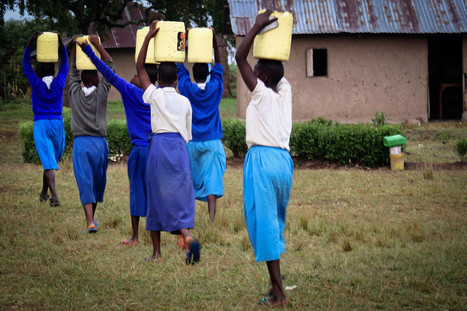 To empower women, give them better access to water | Media for development | Scoop.it