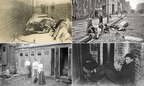 Heartbreaking photos show lives of NY immigrants nearly 100 years ago | IELTS, ESP, EAP and CALL | Scoop.it