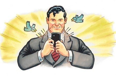 A Social CEO is a Trusted CEO | Social Media Today | Social Business strategies | Scoop.it