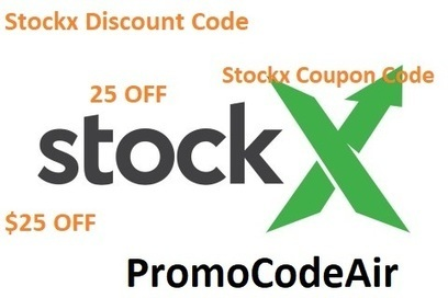 Stockx Discount Code 2019   Stockx Promo Code 2