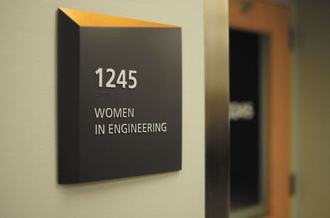 Women in Engineering program supports, encourages female students - Purdue Exponent | Science & Engineering | Scoop.it