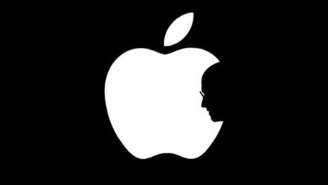 Steve Jobs: Apple Logo Re-Imagined to Pay Tribute | Social Code | Scoop.it