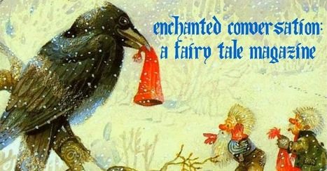 Enchanted Conversation: A Fairy Tale Magazine: The Year of The Ruby Slippers: These Five Networks Aren't in Kansas Anymore by Nora Stasio, Fairy Tale News Reporter | Writing and Other Crazy Stuff | Scoop.it