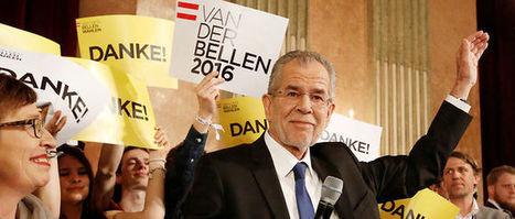 Autriche : soulagement des pro-Européens après la défaite du FPÖ | Union Européenne, une construction dans la tourmente | Scoop.it