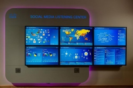 Cisco Transforms Social Media Monitoring with New Listening Center | Collective Intelligence & Distance Learning | Scoop.it