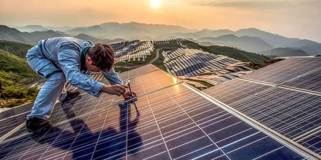 China Leaves U.S. in Dust With $361 Billion Renewable Energy Investment | Organic Farming | Scoop.it