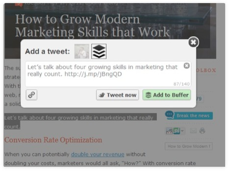How to Create More Engagement on Twitter   Futurism, Ideas, Leadership in Business   Scoop.it