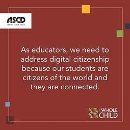 Digital Citizenship: Preparing Students for Life | Digital Citizenship for Students, Teachers, and Parents | Scoop.it